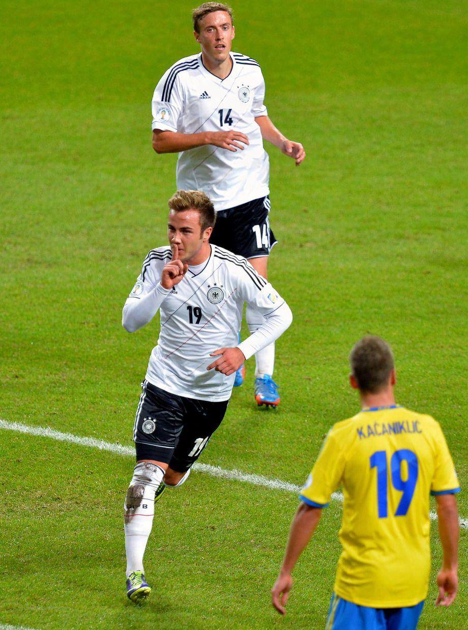Tore Deutschland Schweden
