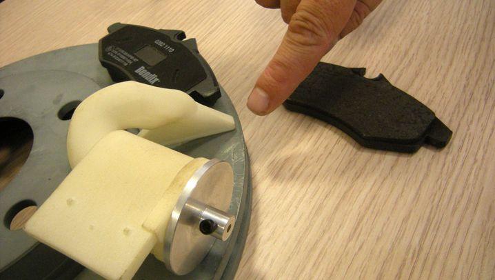 Anti-Feinstaub-Innovation: Staubsauger für die Bremse