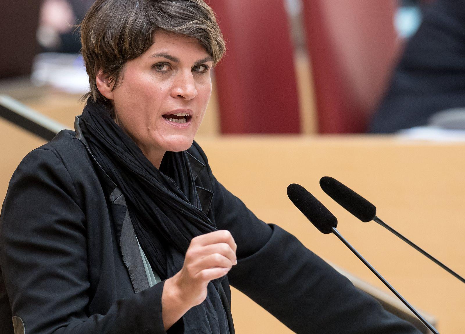 Claudia Stamm tritt bei den Grünen aus