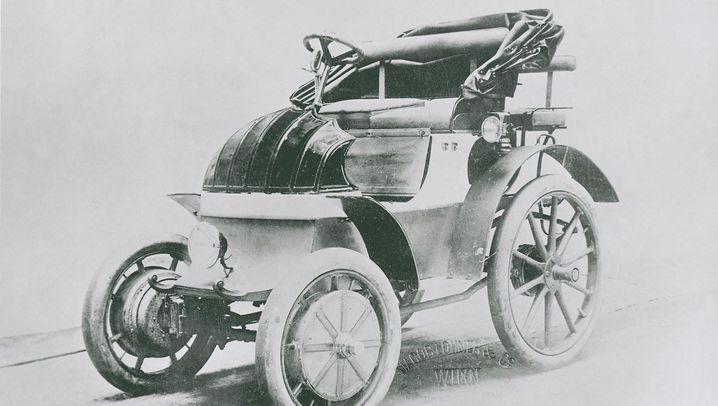 Elektroautos im Aufwind O: Modelle und Meilensteine