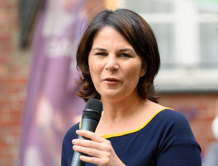 Grünen-Kanzlerkandidatin Annalena Baerbock: »Neben Soforthilfe und Förderungen wollen wir auch ausreichend Geld zur Verfügung stellen«