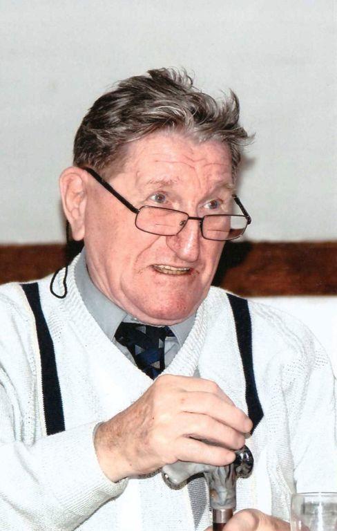 Kurt Steininger gut 65 Jahre später: »Wir waren weg, wie tot«