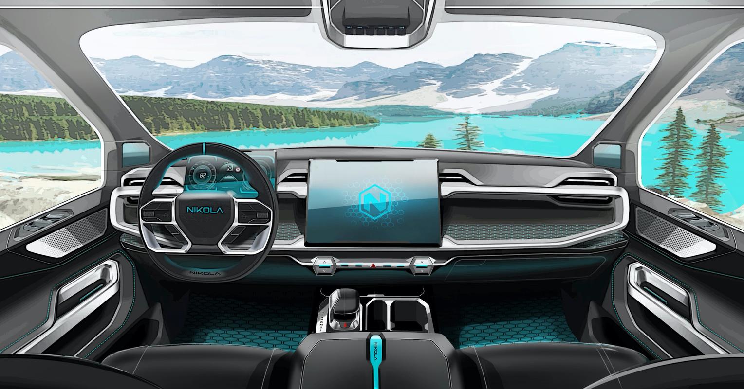 Nikola will Tesla mit Wasserstoff-Pick-up Konkurrenz machen