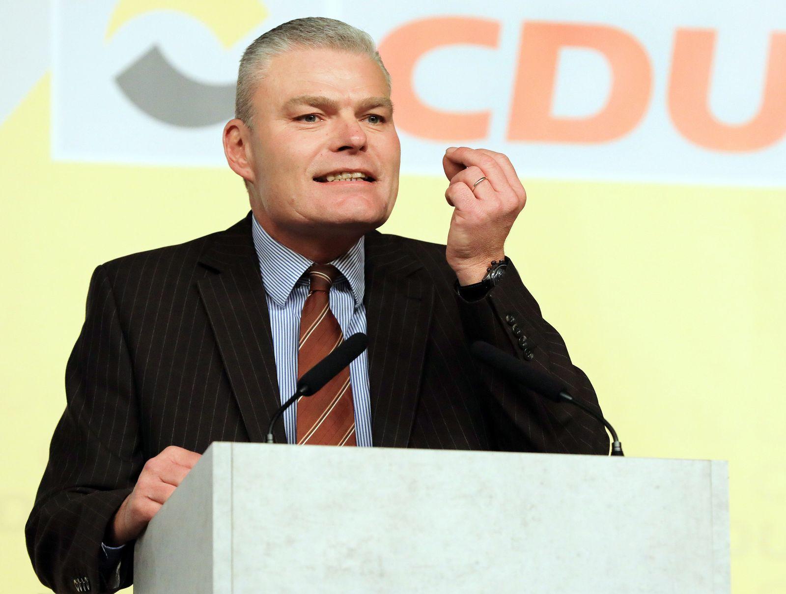 Kleiner Parteitag der CDU Sachsen-Anhalt