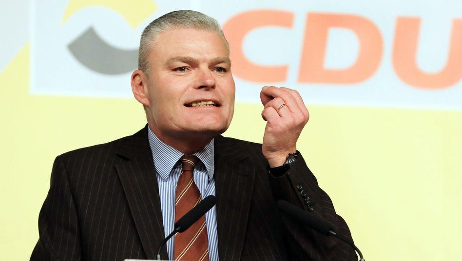 Holger Stahlknecht, CDU-Landeschef in Sachsen-Anhalt