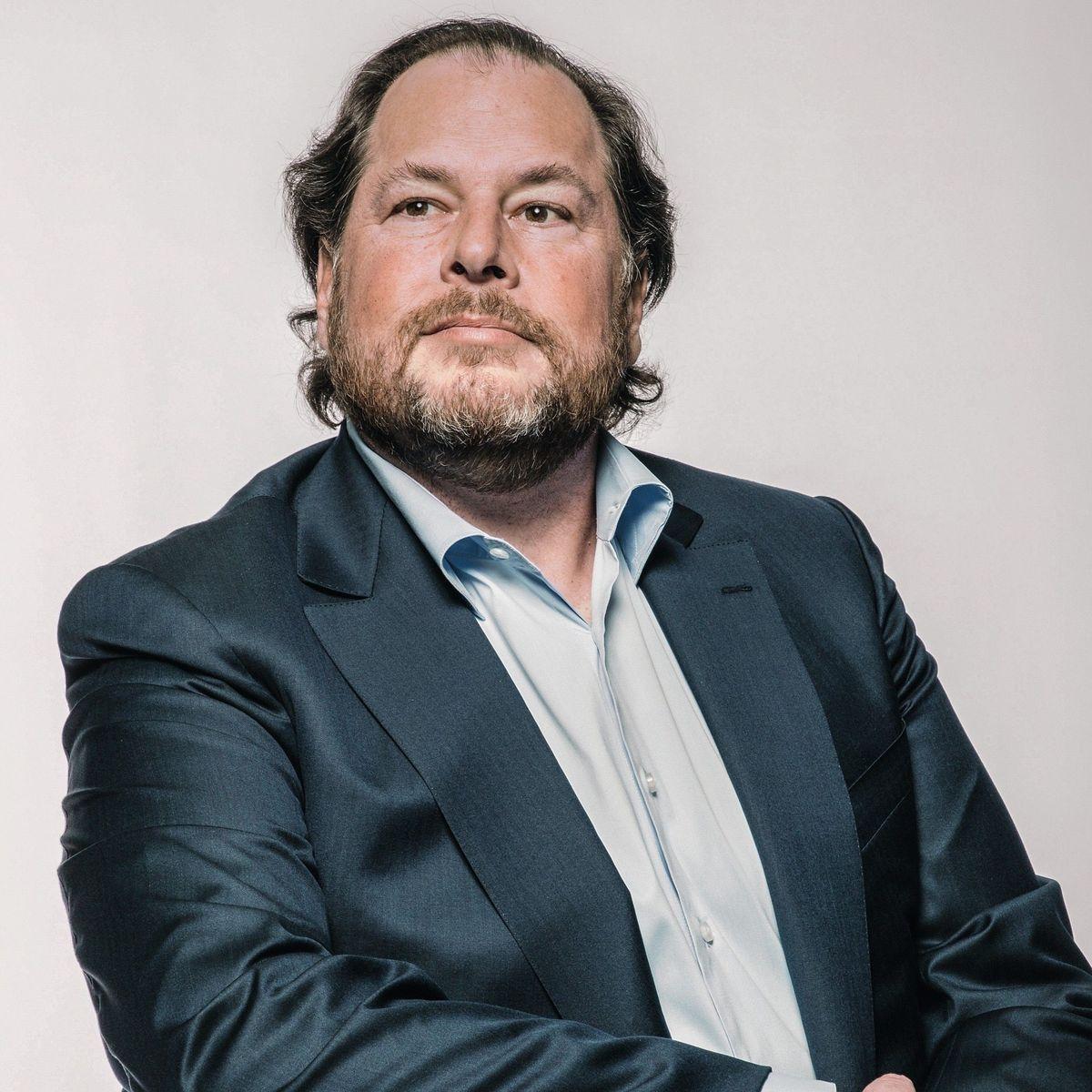 Salesforce Chef Marc Benioff Der Gute Mensch Von San Francisco Der Spiegel