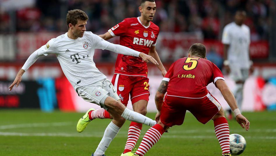 Bayerns Sieg gegen Köln: Ich heiße Thomas, wie kann ich dir assistieren?