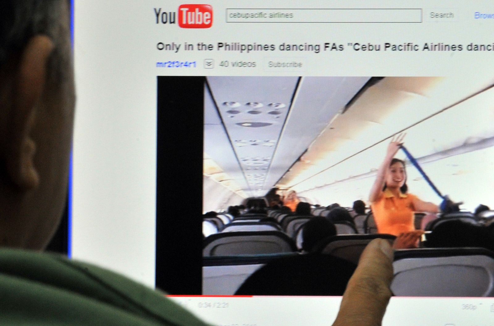 Philippinische Airline