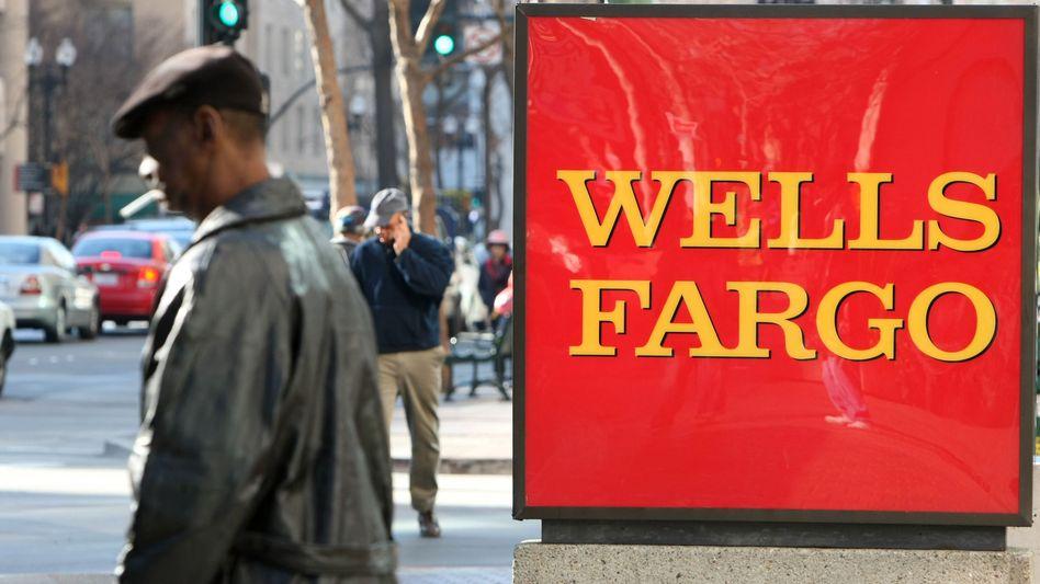 Wells Fargo-Niederlassung in Oakland, Kalifornien (Archivbild)