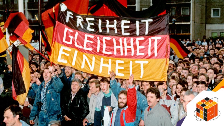 Einheitsjubel in Dresden 1989: Es könnten sich »Verbitterung, Wut und Trotz Bahn brechen«