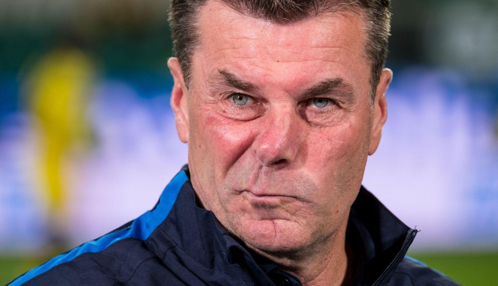 hlt hecking VfL Wolfsburg - Borussia Dortmund
