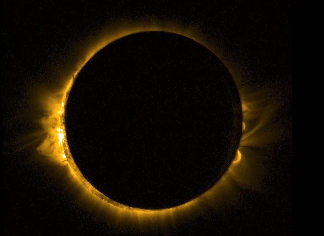 Sonnenfinsternis 2019