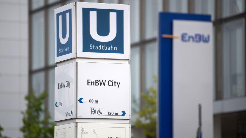 """""""Beschläge Koch"""" oder """"EnBw City"""": In einigen Städten können sich Unternehmen den Namen der Haltestelle vor der Tür sichern - gegen vergleichsweise günstige Gebühren"""