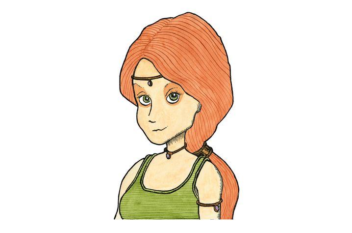 Prinzessin Dylia