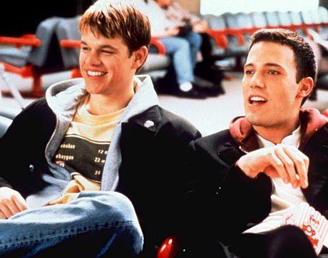 """Damon mit """"Buddy"""" Affleck: Einer von den Jungs"""