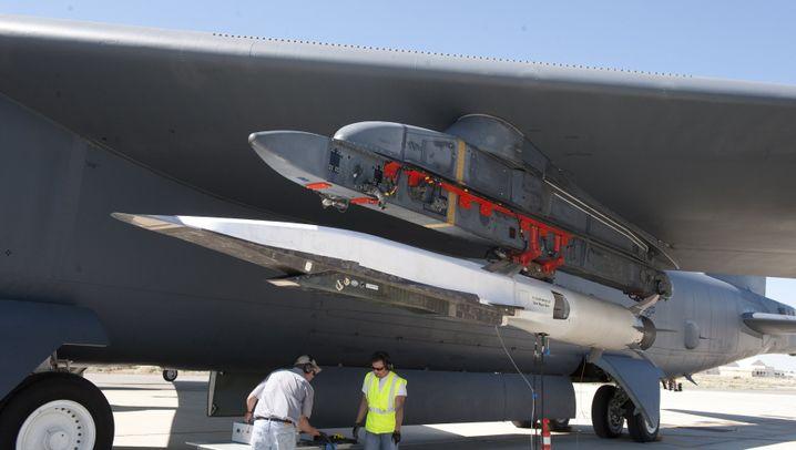 X-51A: Test des Hyperschall-Geschosses gescheitert