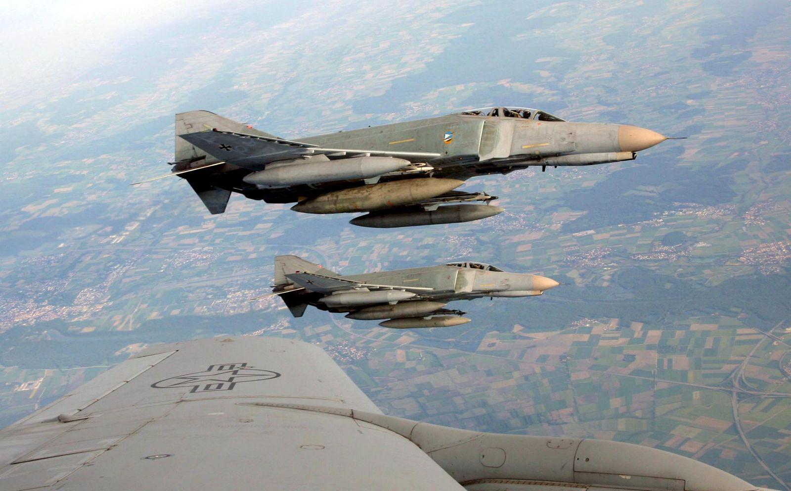 Luftüberwachung/ Phantom