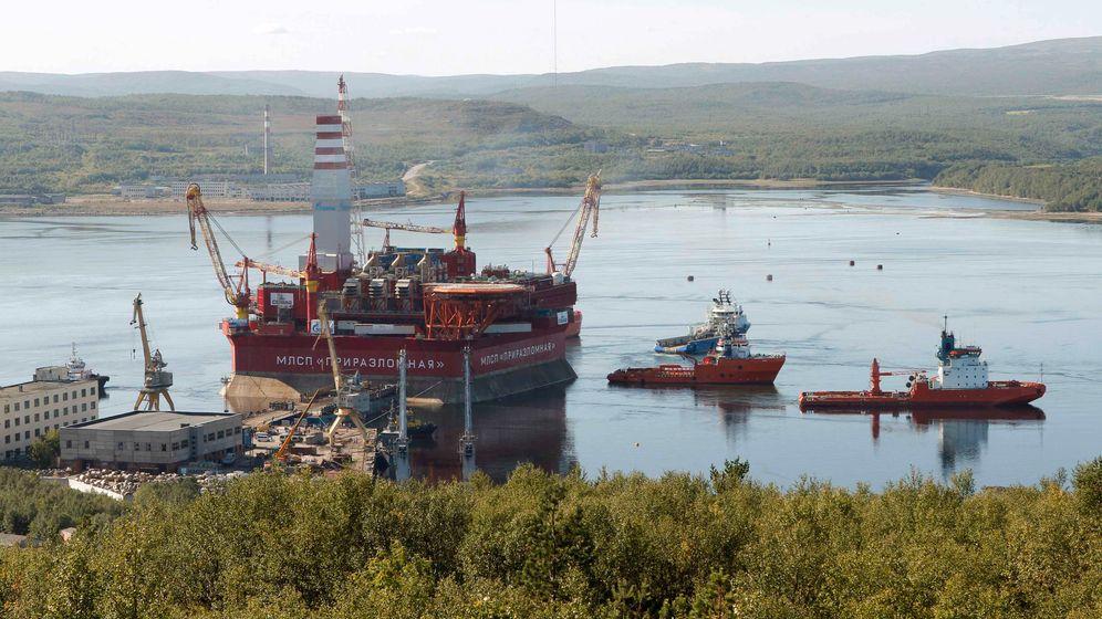 Öl-Deal: Mega-Deal in der Arktis