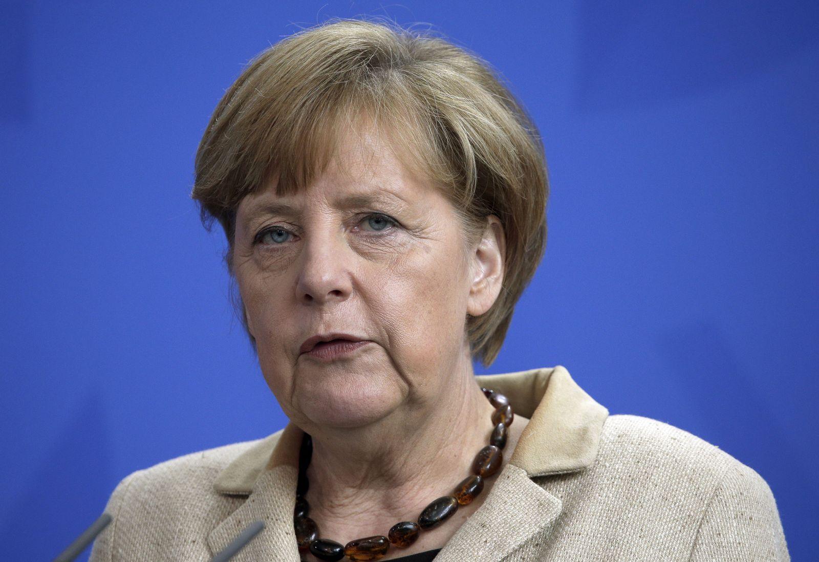 Merkel/ Ukraine