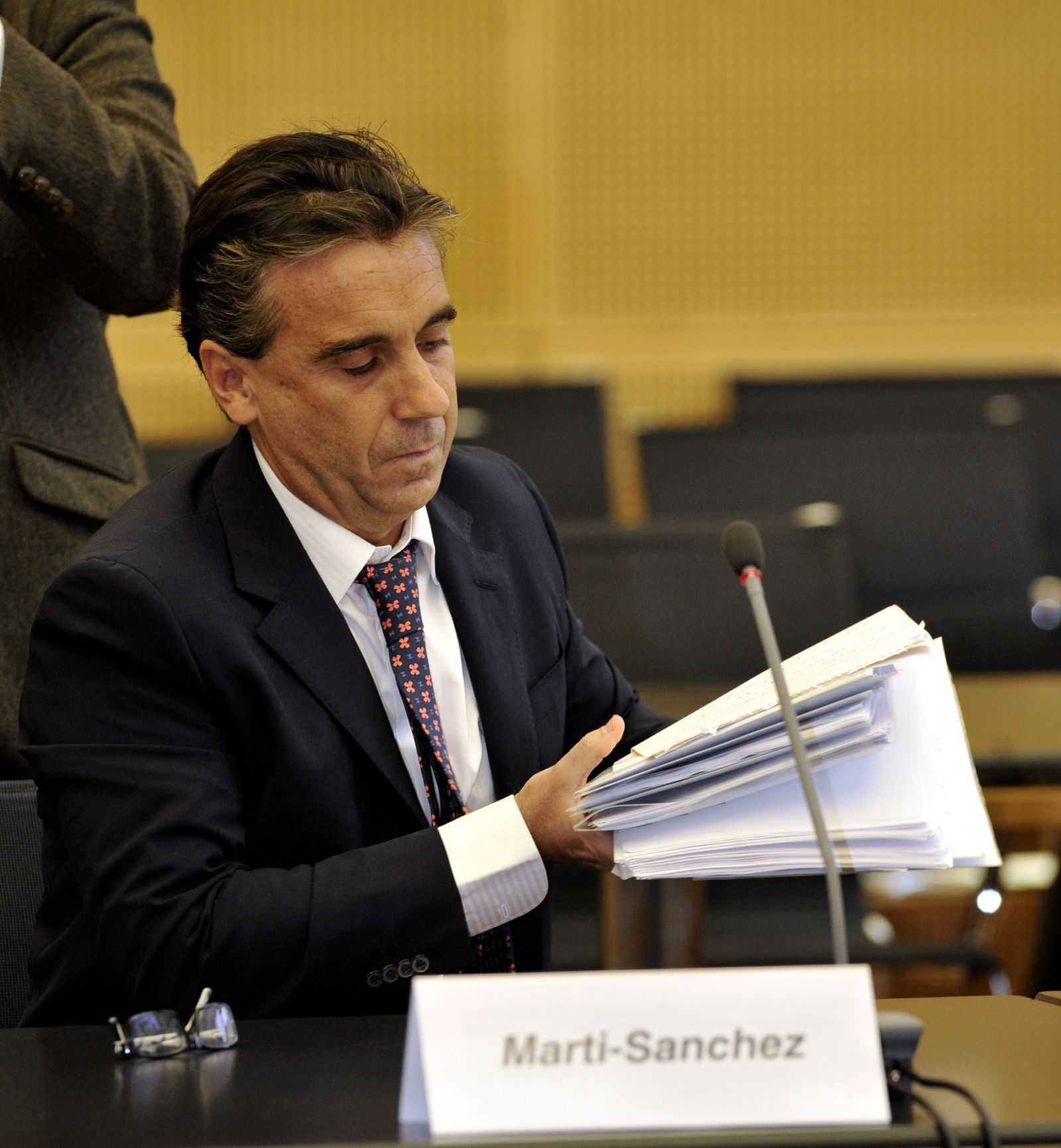 NICHT VERWENDEN Luis Marti-Sanchez