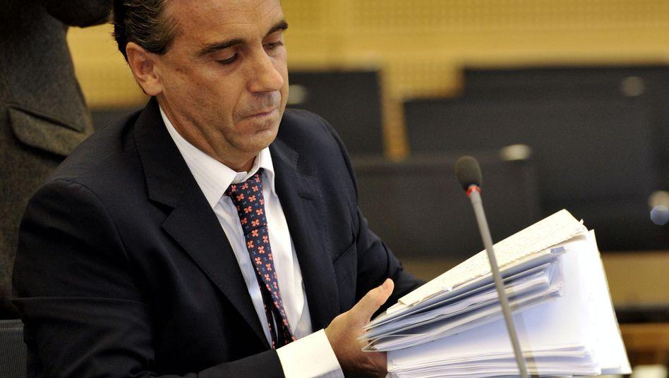 """Ex-Filialleiter Marti-Sanchez: """"Der Vorstand hatte keinen Überblick über die Risiken"""""""