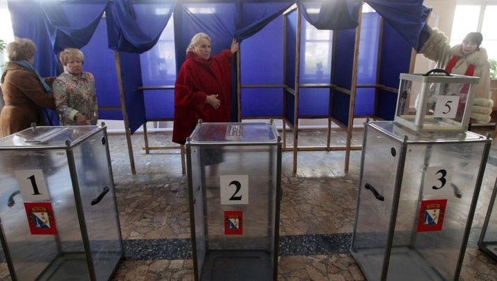 Abspaltung von der Ukraine: Die Krim am Vortag des Referendums