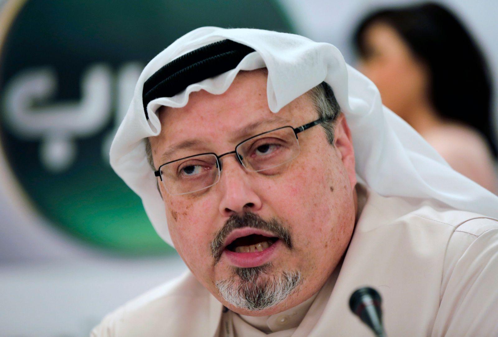 Lange Haftstrafen im Fall Khashoggi