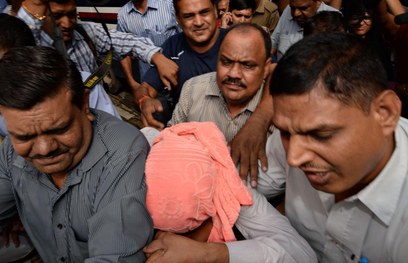 Indien / Vergewaltigung / Täter