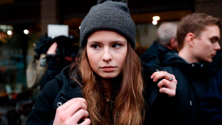 Luisa Neubauer: Die Klimaklage ist auf dem Weg