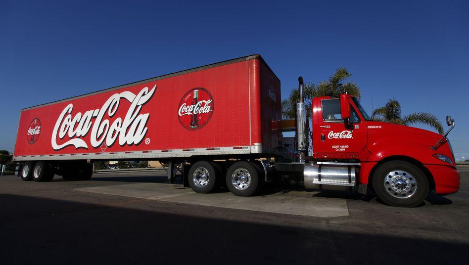 Coca-Cola-Truck: Welche Menge Koffein ist riskant?