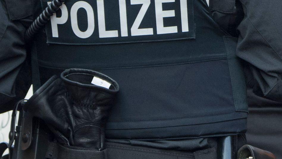 Polizei in Frankfurt