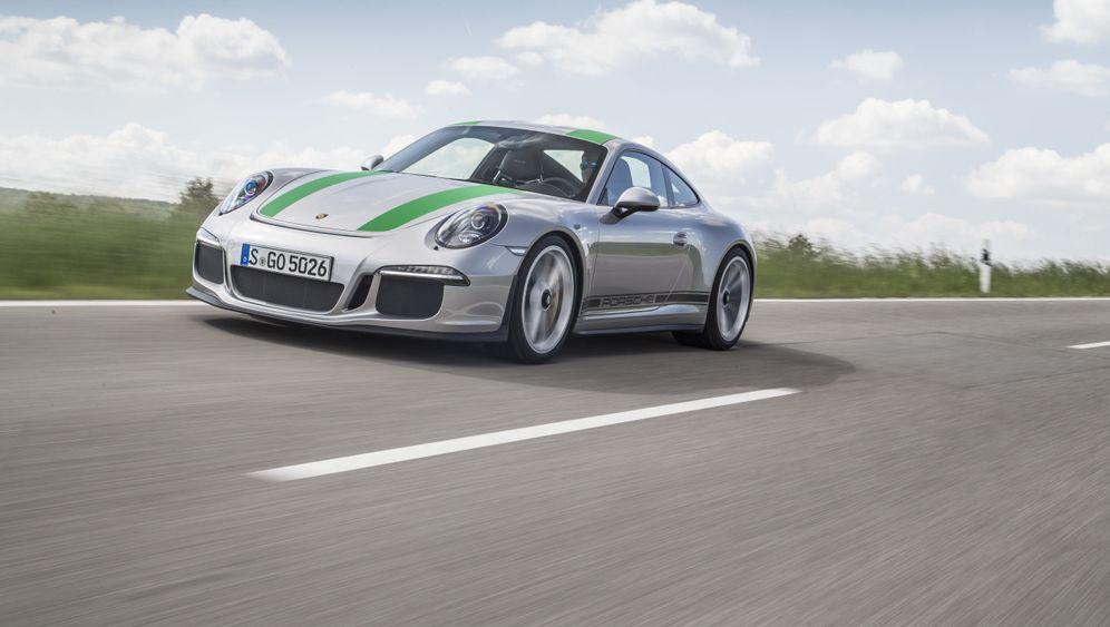 Autogramm Porsche 911 R: So wie früher