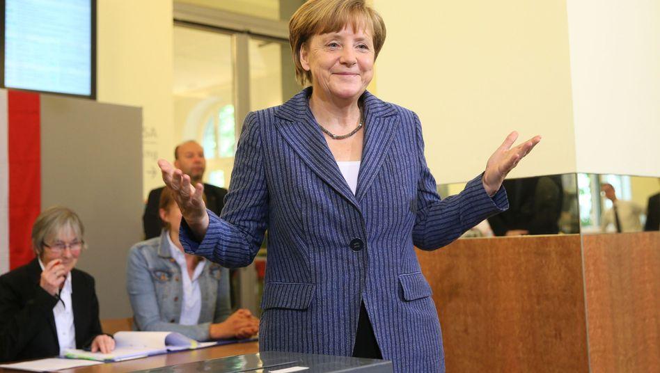 Europawahl 2014: Hohe Beteiligung in Deutschland,schlechte Zahlenin Italien