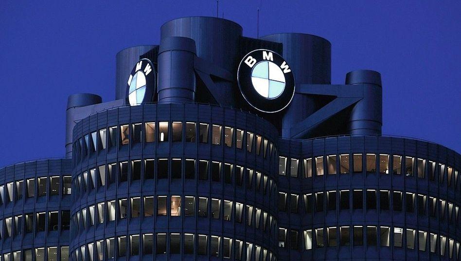 BMW-Zentrale in München: Betriebsrat fordert mehr Freiraum bei den Arbeitszeiten