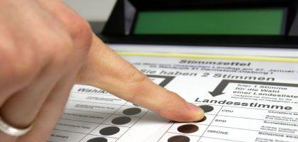 Wahlcomputer (bei der hessischen Landtagswahl 2008): Unzulässig