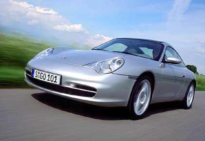 Ein Porsche zeichnet sich durch große Wertstabilität aus