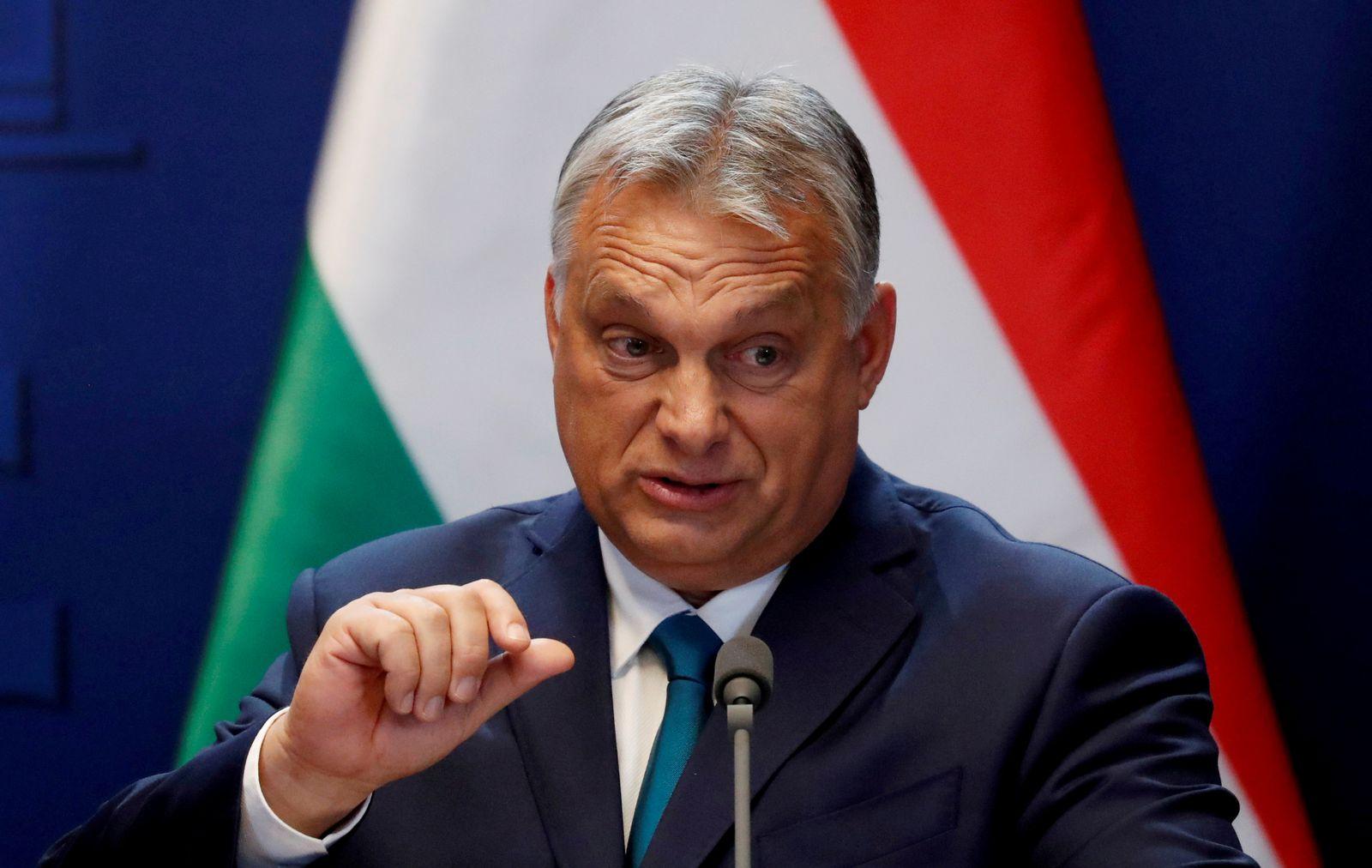 Ungarn Viktor Orban