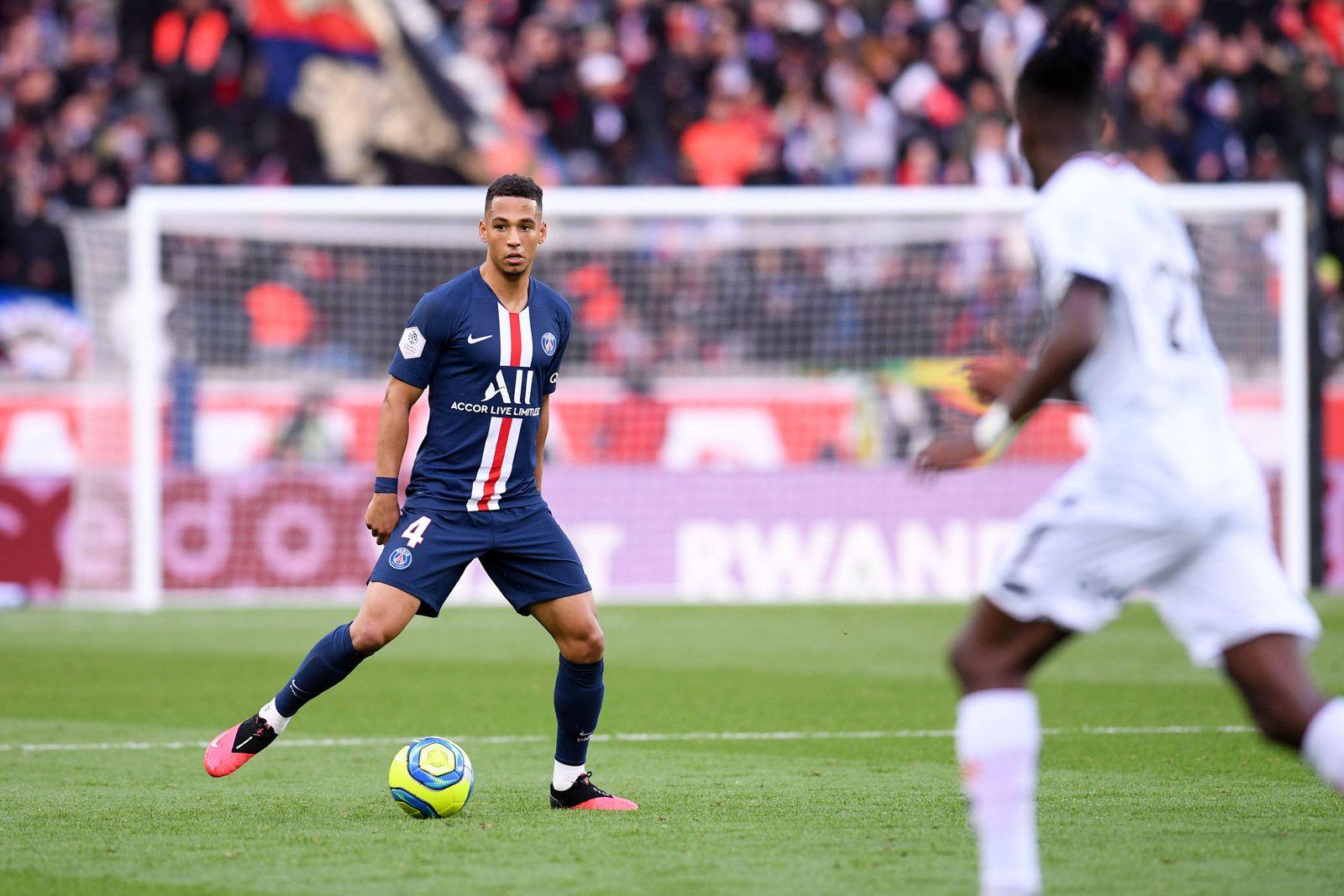 04 THILO KEHRER (PSG) FOOTBALL : Paris SG vs Dijon - Ligue 1 Conforama - 29/02/2020 FEP/Panoramic PUBLICATIONxNOTxINxFRA