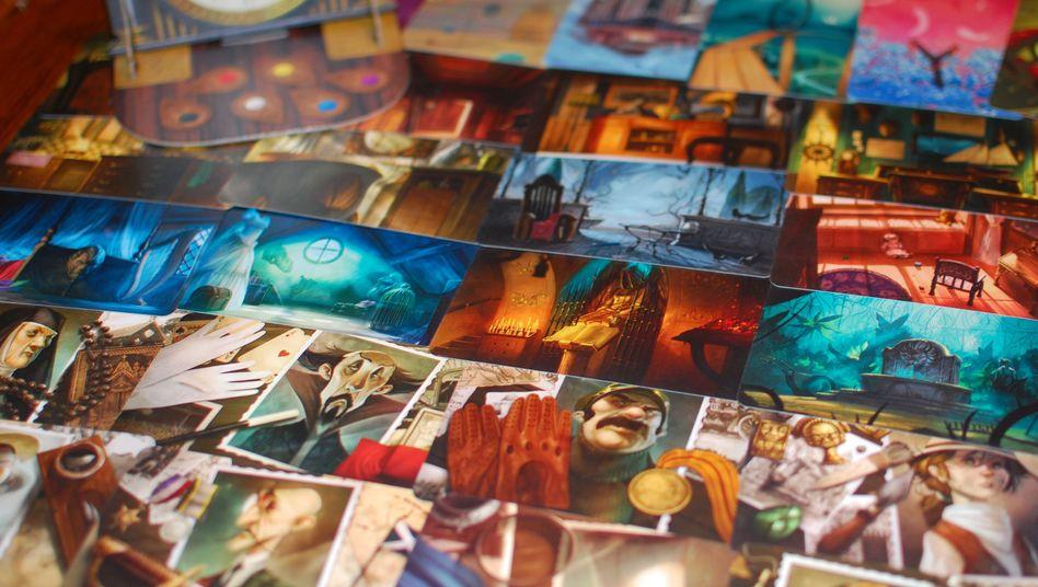 """""""Mysterium"""": Traumbotschaften deuten als Spielprinzip"""