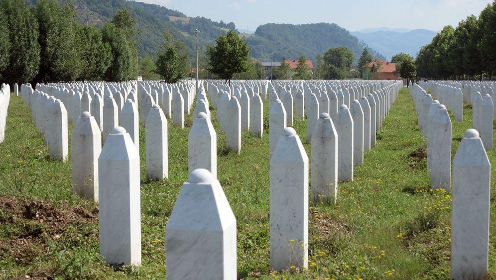 Massaker von Srebenica: Vergiftetes Terrain