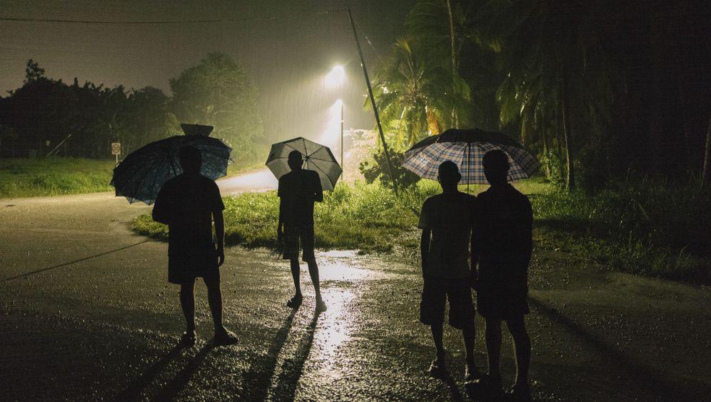 """Flüchtlingslager auf Manus: Im """"Camp Dead End"""""""