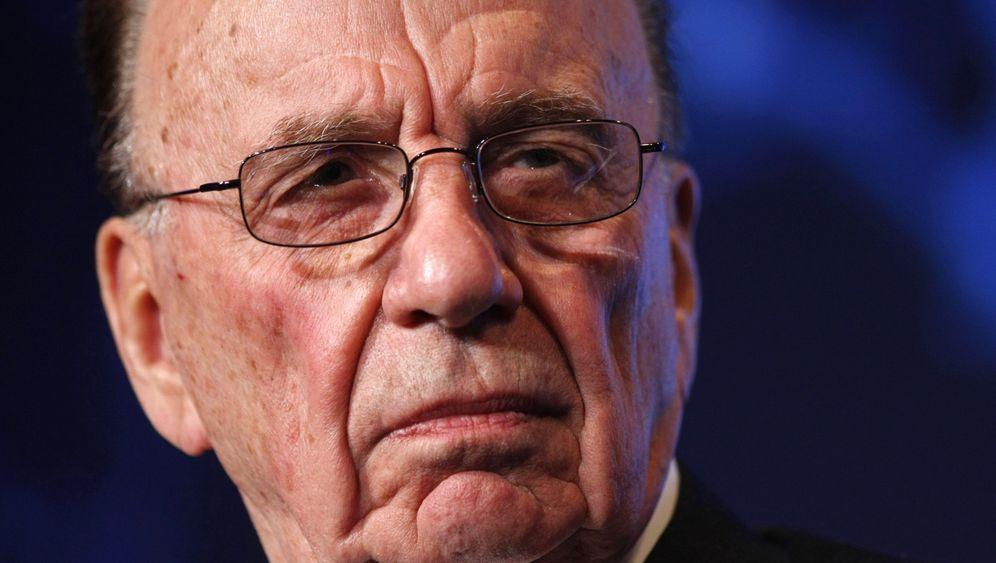 Rupert Murdoch: Ein-Mann-Krieg an zwei Fronten