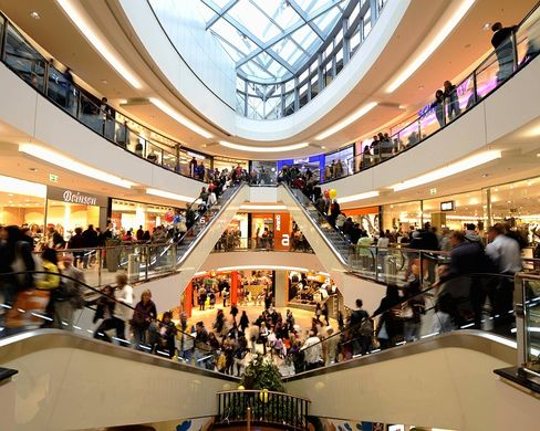 Consumer confidence is up in Germany.