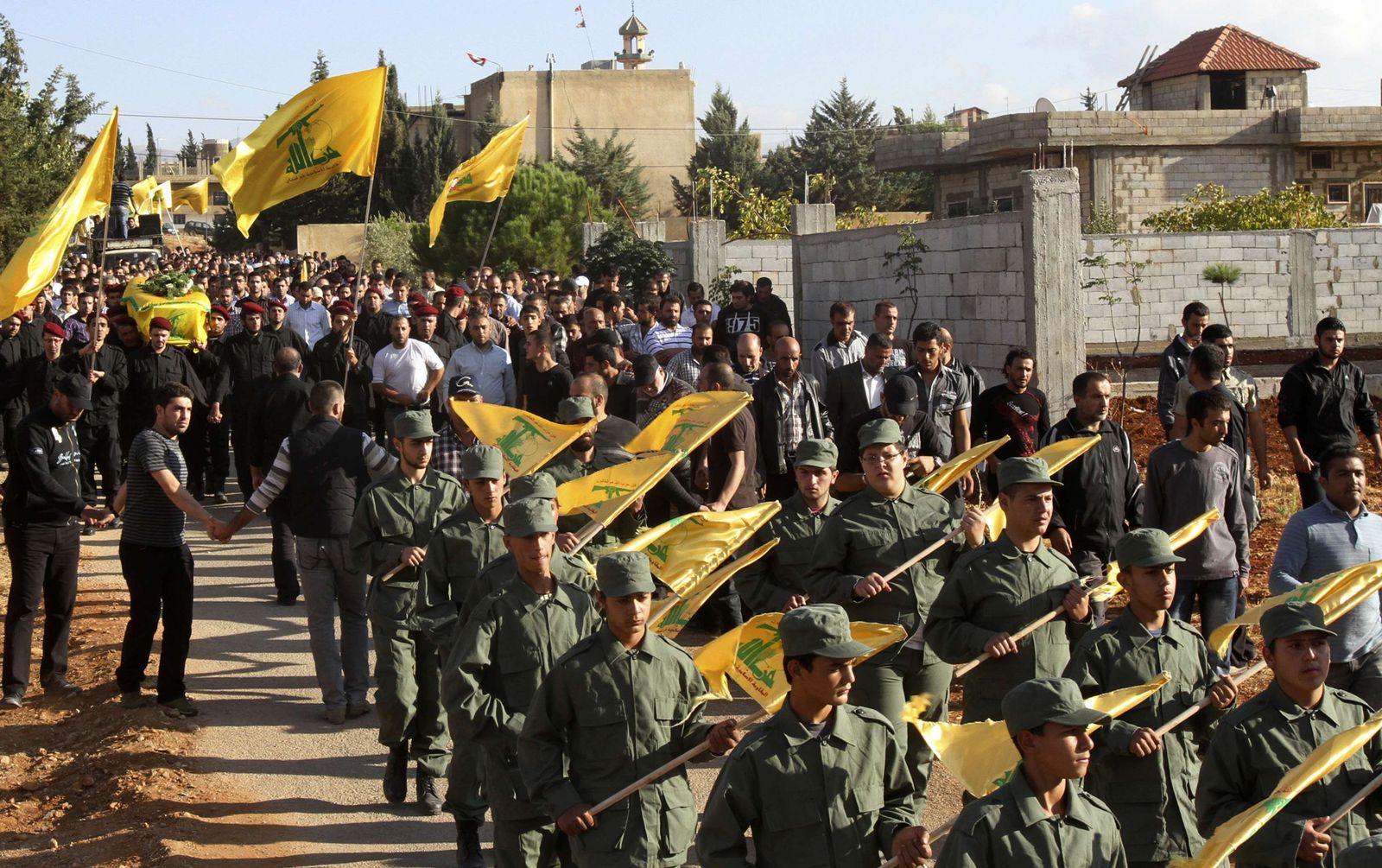 Hisbollah / Libanon