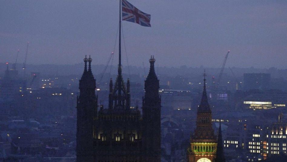 London am Morgen nach der Abstimmung Von nationalen Egoismen und Furcht befeuert