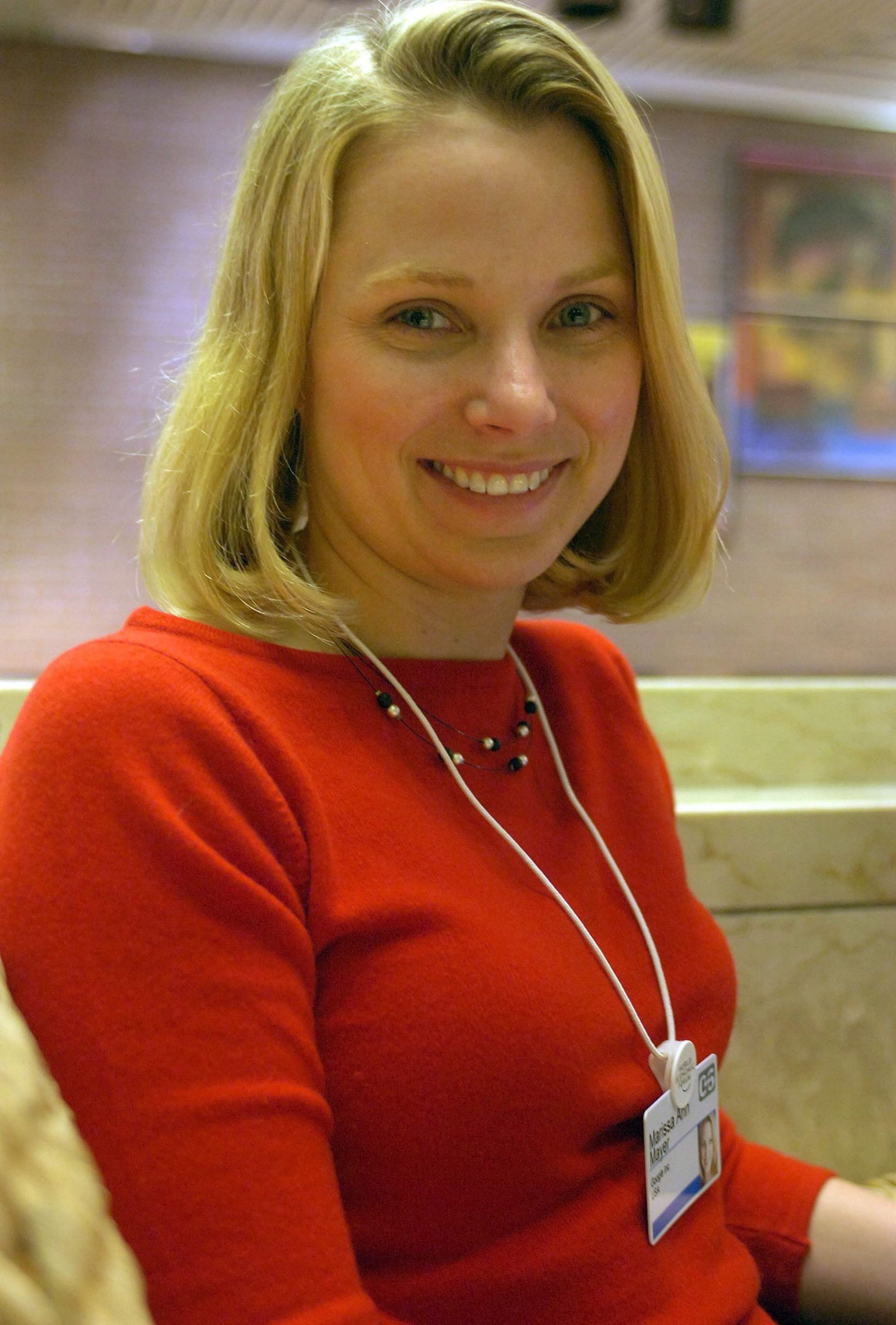 Marissa Ann Mayer, to become CEO of Yahoo