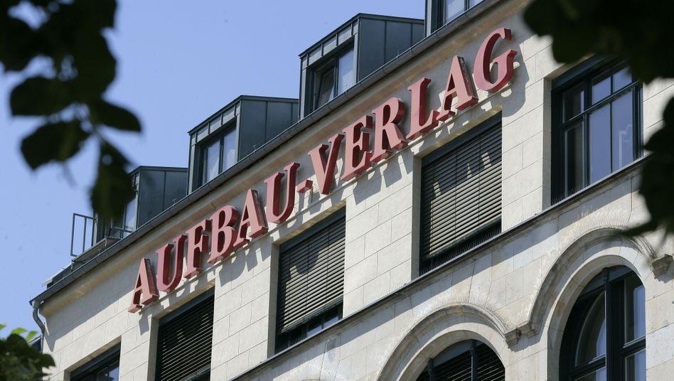 Altes Aufbau-Gebäude in Berlin: Mit Eichborn nach Kreuzberg