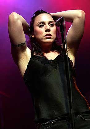 Live-Performerin Melanie C.: Rock'n'Roll statt Sporty Spice