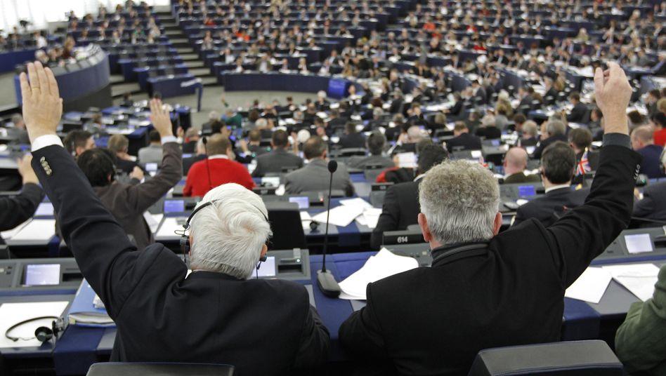 Mitglieder des EU-Parlaments: Noch immer werden Millionen Euro verschwendet