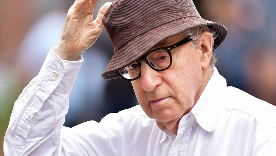 Woody Allen will seine Autobiografie herausbringen